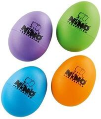 Nino NINOSET540-2 Egg Shaker Assortment, 4 Pcs