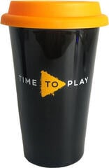 Muziker Ceramic Travel Mug