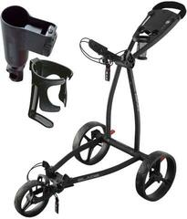 Big max Blade IP Golf Trolley Black/Deluxe Set