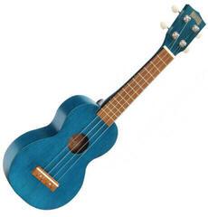 Mahalo MK1 Sopránové ukulele Transparent Blue