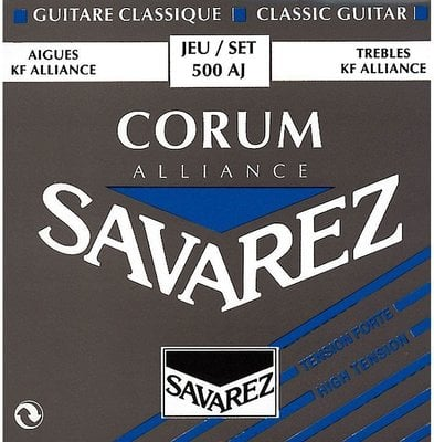 Savarez 500AJ Alliance Corum Blue