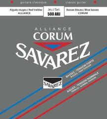 Savarez 500ARJ Alliance Corum Red/Blue