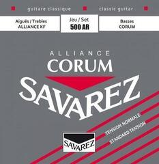 Savarez 500AR Alliance Corum Rouge
