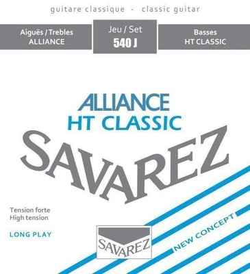 Savarez 540J Alliance Blue