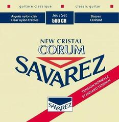 Savarez 500CR Cristal Corum Red