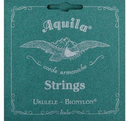 Aquila BioNylon Ukulele Soprano Set Low G