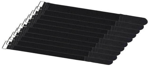 RockBoard Velcro cable ties 10 x 120 mm