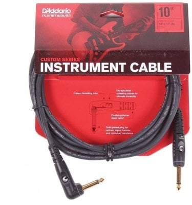 D'Addario Planet Waves PW GRA 10 Instrument Cable