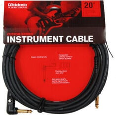 D'Addario Planet Waves PW GRA 20 Instrument Cable