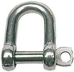 Osculati D - Shackle Stainless Steel