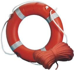 Osculati MED-approved Ring Lifebuoy SET