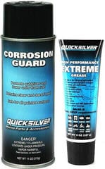 Quicksilver Corrosion Guard + Extreme SET