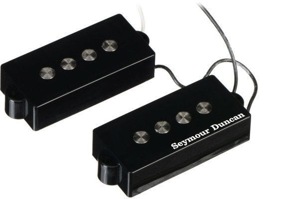 Seymour Duncan SPB-3 Quarter Pound P-Bass Split Coil Pickup 4-String