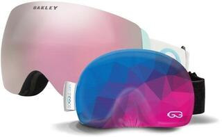 Oakley Flight Deck XM Grey Sapphire Prizm HI Pink Iridium SET
