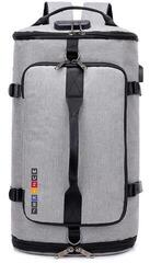 Muziker USB Backpack Big Grey
