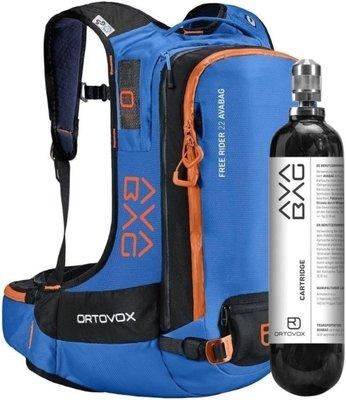 Ortovox Free Rider 22 Avabag Kit Safety Blue SET
