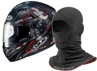HJC CS-15 Songtan MC1SF L Balaclava SET