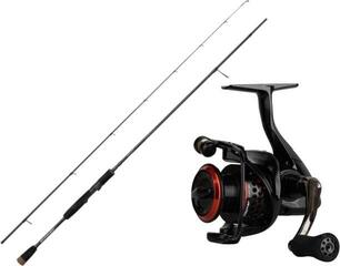 Savage Gear XLNT3 7' 213 cm 5-18 g Reel SET