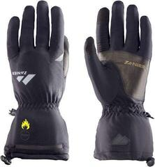 Zanier Heat.Stx Ski Gloves Black