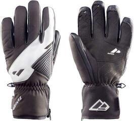 Zanier Gerlos.GTX Pánské Lyžařské Rukavice Black/White 8,5