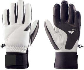 Zanier Zenith.gtx Ski Gloves Black/White