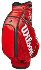 Wilson Staff Pro Tour Red Cart Bag