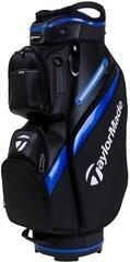 Taylormade Deluxe Blue/Black Cart Bag 2019