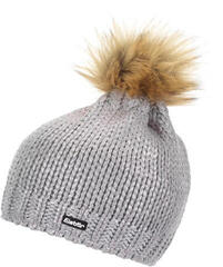 Eisbär Folina Lux Beanie Grey/Purple
