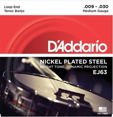 D'Addario EJ63