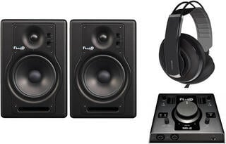 Fluid Audio F5 Complete Studio SET