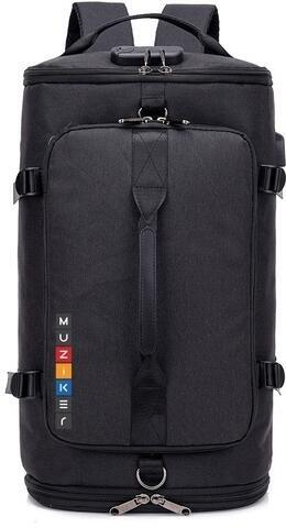 Muziker USB Backpack Big Black