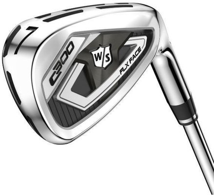 Wilson Staff C300 Irons 4-PW Graphite Regular Right Hand