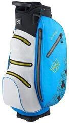 Wilson Staff Dry Tech II Cart Bag Royal/White