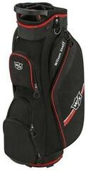 Wilson Staff Lite II Cart Bag Black