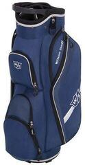 Wilson Staff Lite II Cart Bag Navy