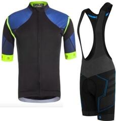 Funkier Sorrento Black XXL and Potenza Grey/Blue XL-XXL SET