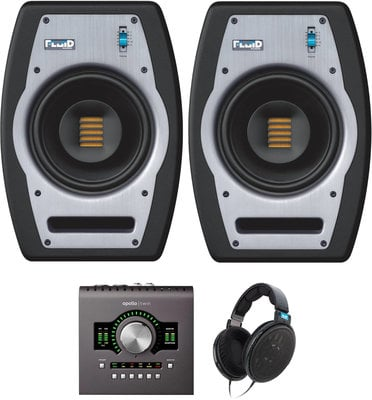 Fluid Audio FPX7 Pro SET