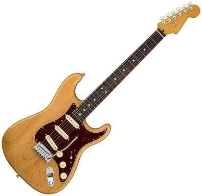 Fender American Ultra Stratocaster RW Aged Natural