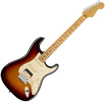 Fender American Ultra Stratocaster HSS MN Ultraburst