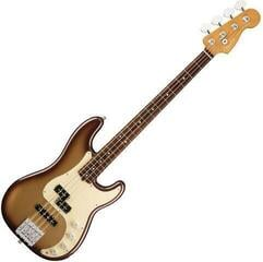 Fender American Ultra Precision Bass MN Mocha Burst