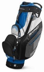 Sun Mountain Sync Cobalt/Black/Lime Cart Bag