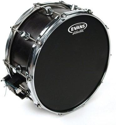 Evans 14'' Hydraulic Black Coated
