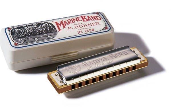 Hohner Marine Band 1896 Classic C