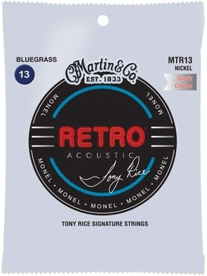 Martin MTR13 Tony Rice Blugrass Acoustic Strings