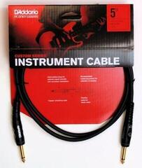 D'Addario Planet Waves G Instrument Cable Noir/Droit - Droit