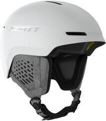 Scott Track Plus Ski Helmet White