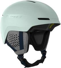 Scott Track Plus Ski Helmet Cloud Blue