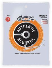 Martin MA540FX SP Flexible Core Strings 92/8 Phosphor Bronze Light