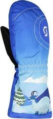 Scott Ultimate Tot Junior Mitten Blue