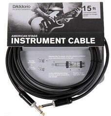 D'Addario Planet Waves PW-AMSG-15 Instrument Cable-Lifetime Warranty